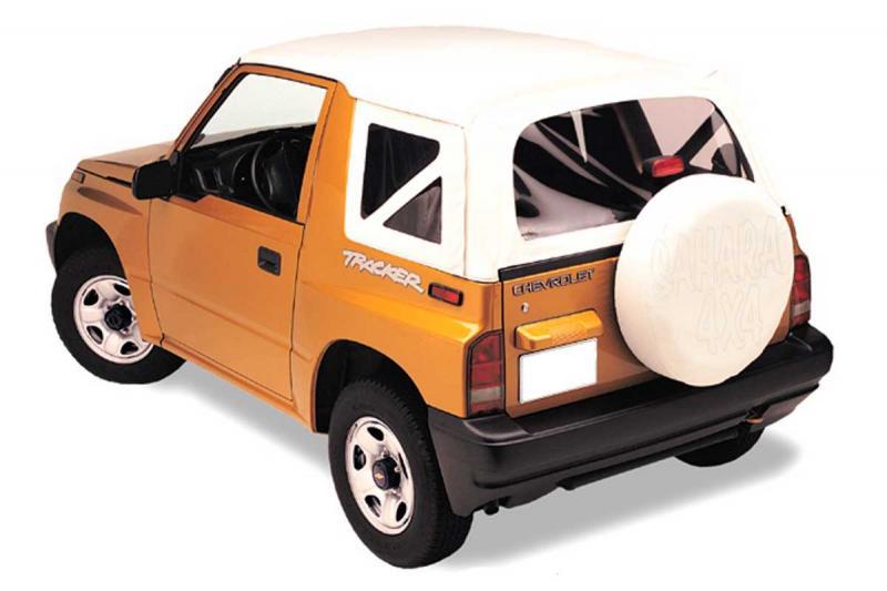 Capota Deluxe , recambio de una pieza Suzuki Vitara - Disponibles en diferentes colores,
