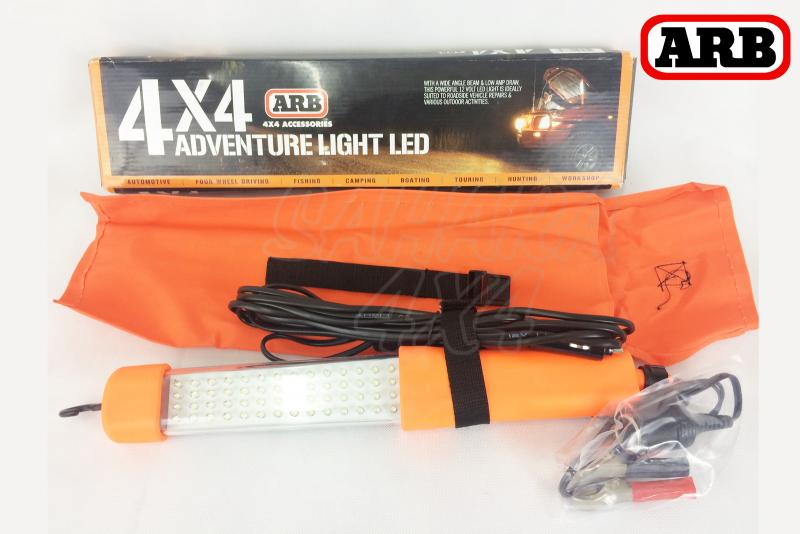 Fluorescente de aventura de leds ARB - ARB LED Adventure Light