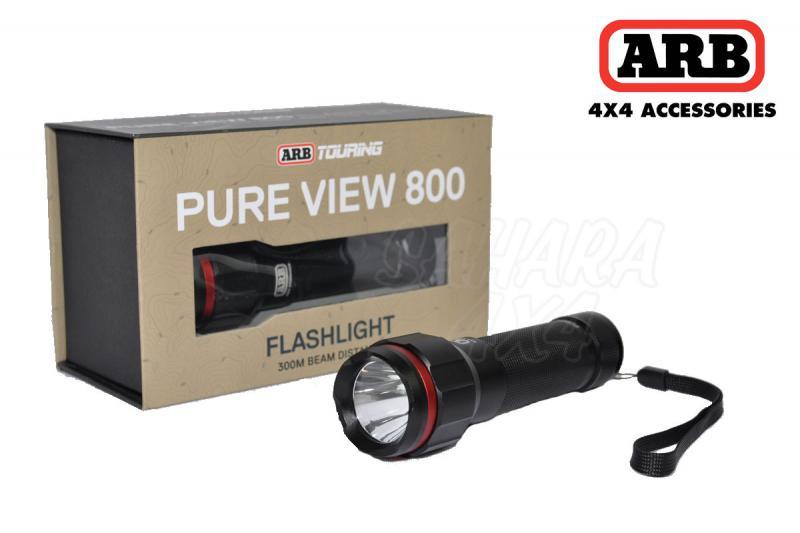 Linterna recargable led ARB Pure View 800  ( 1 unidad )