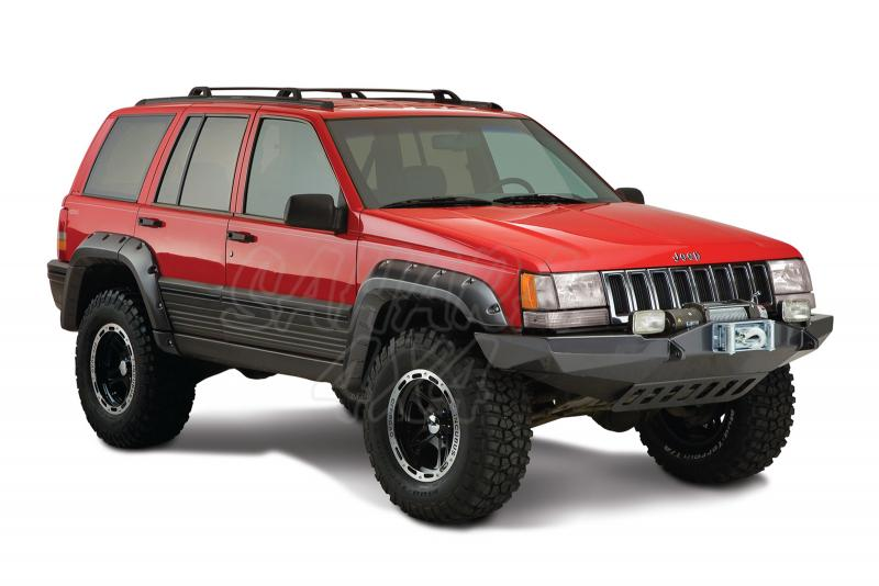 Aletines Bushwacker Cut Out 5 cm Grand Cherokee ZJ - Disponible para  4 puertas