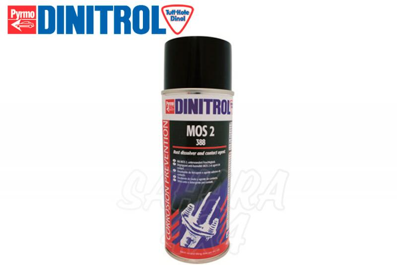Spray Aflojatodo universal. - Spray de 400ml.