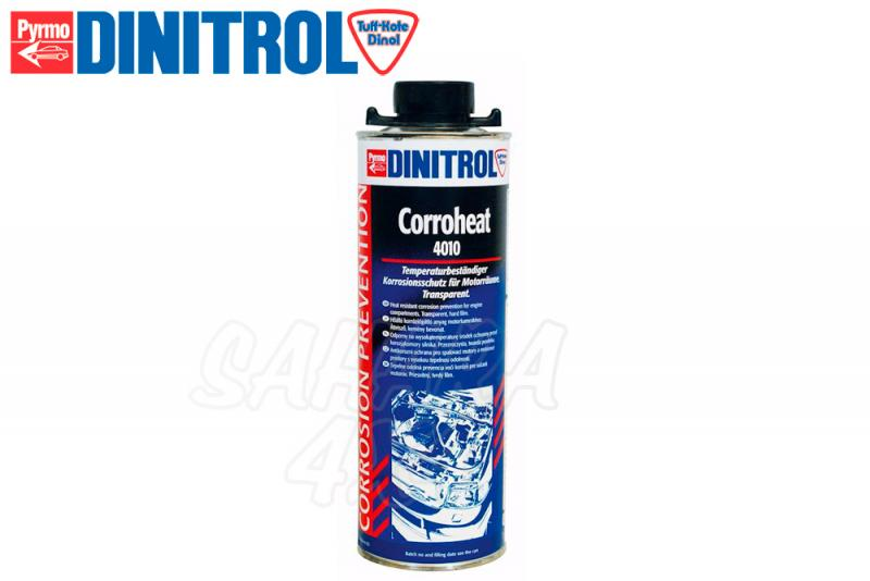 Spray barniz transparente y duradero. - Spray de 500ml.