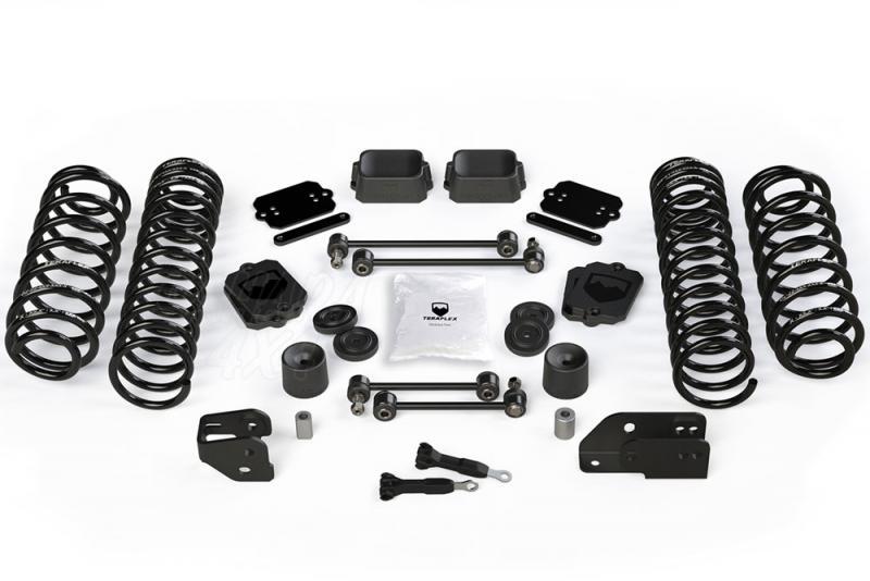Kit de elevacion + 11.50 cm Teraflex para Jeep Wrangler JL