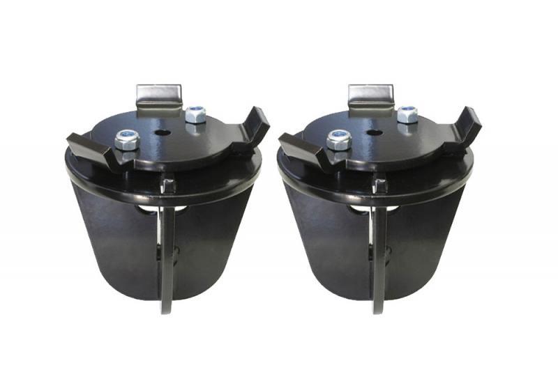 Pareja de conos de dislocacion Delantero/Traseros para Nissan Patrol GR  - Para elevaciones de 0-6