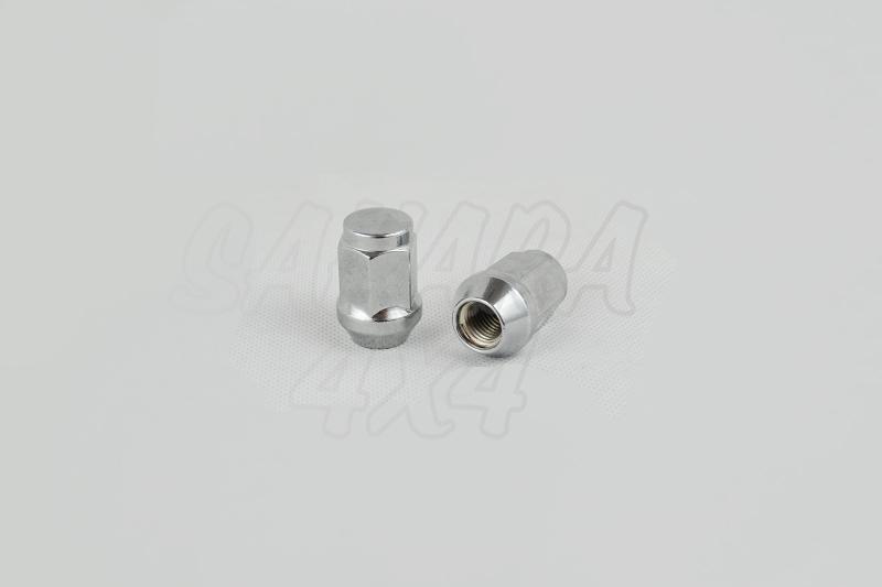 Tuerca de Rueda para Kia Sorento - 12mm x 1.50 para llanta de Acero. (precio por unidad)