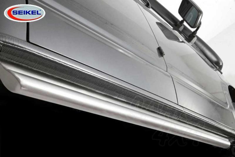Protector inferior lateral de aluminio para VW T5 2003-2014