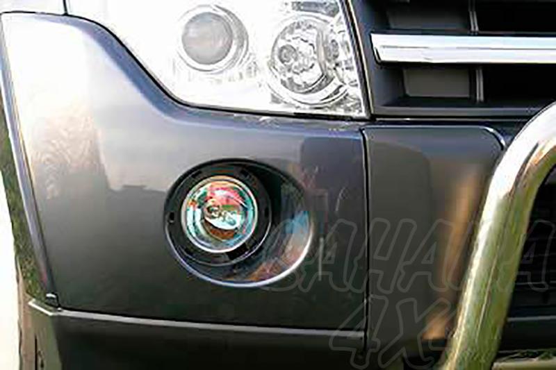Kit de faros antiniebla, faro simple para Mitsubishi Montero V60 2003-2005 -