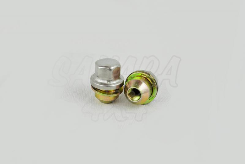 Wheel Nuts for Volkswagen Transporter T5 - 14mm x 1.50 for Aluminium wheel (price for unit)