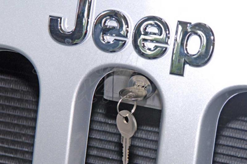 Cerradura Capo JK Jeep Wrangler JK - Con llave