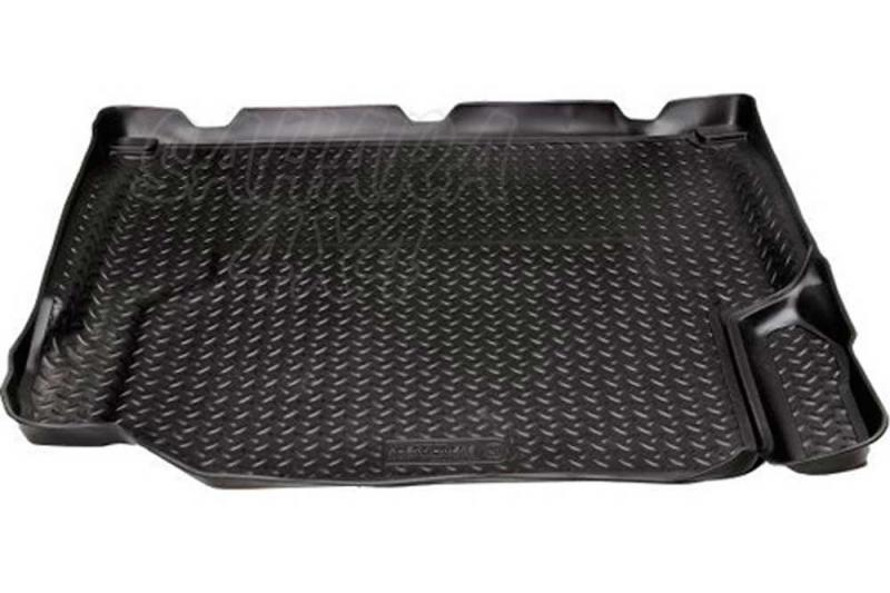 Set de Alfombrilla de goma Maletero Jeep Wrangler JK - Seleccione su Color