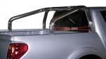 Rollbar en acero inox 76mm para Mitsubishi L-200 Triton 2010-2015 - Para Doble cabina