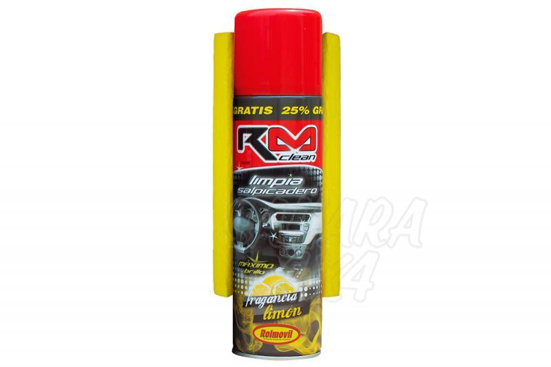 Limpia Salpiaderos RM Clean - Bote de 650ml + 25% Gratis + Bayeta. Seleccione Aroma