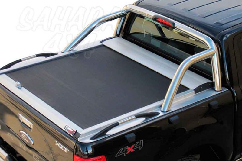 Persiana de aluminio enrollable (doble cabina) para Ford Ranger 2012-
