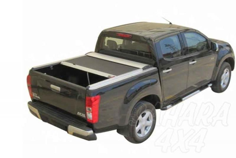 Persiana de aluminio enrollable Roll & Lock(doble cabina) para Ford Ranger/Mazda BT50 2006-2012 - Para doble Cabina