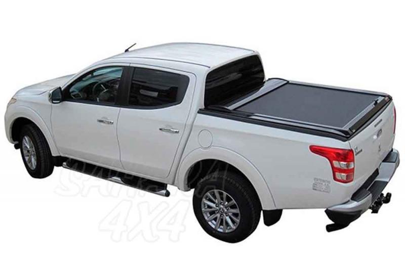 Persiana de aluminio enrollable para Fiat Fullback 2016- - Para Extra cabina