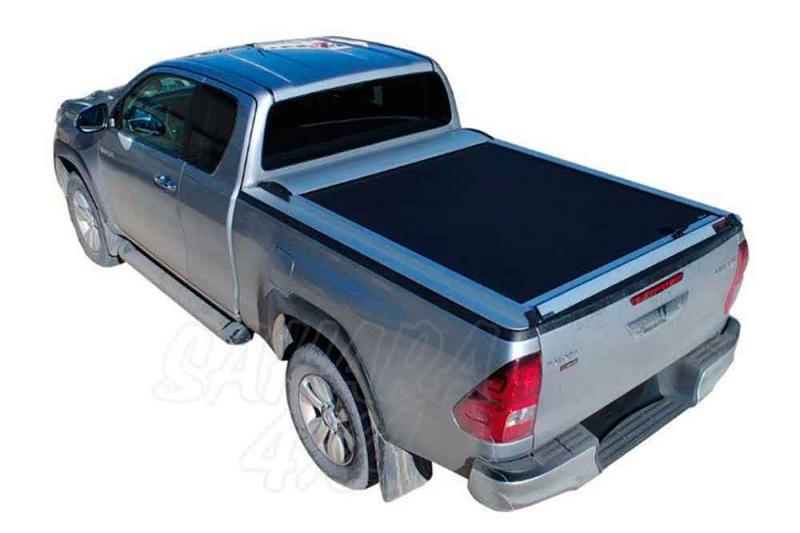 Persiana de aluminio enrollable para Toyota Hilux Revo 2016-