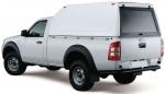 Hardtop sobreelevado sin ventanas (simple cabina) para Ford Ranger 99-06 - Nota: * Referencia bajo pedido