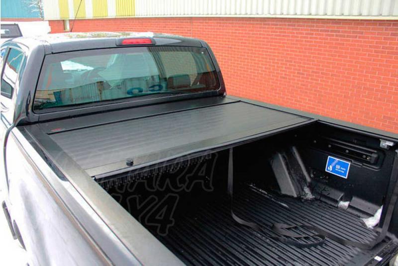 Persiana de aluminio enrollable (extra cabina) para Ford Ranger 2012- -