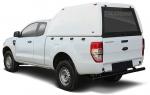 Hardtop sobreelevado sin ventanas (simple cabina) para Ford Ranger 2012- - Nota: * Referencia bajo pedido