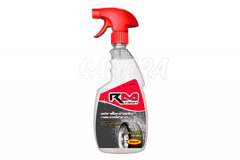 Abrillantador de Neumáticos RM Clean