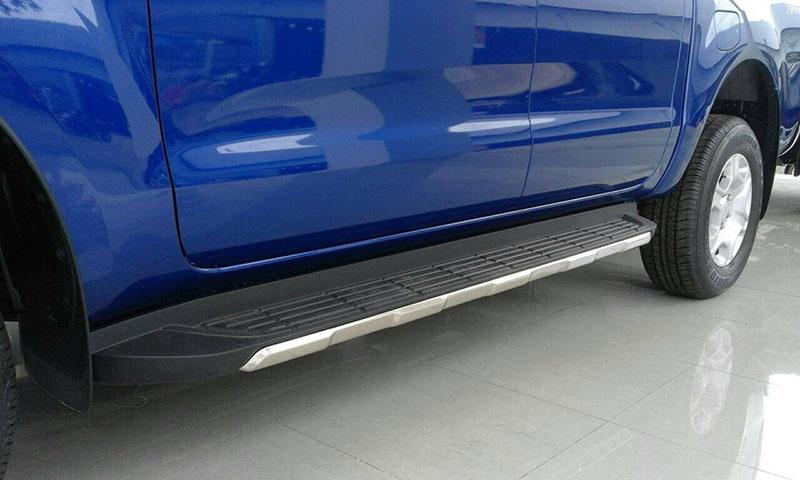Estribos plataforma tipo Original OE Ford Ranger 2012-