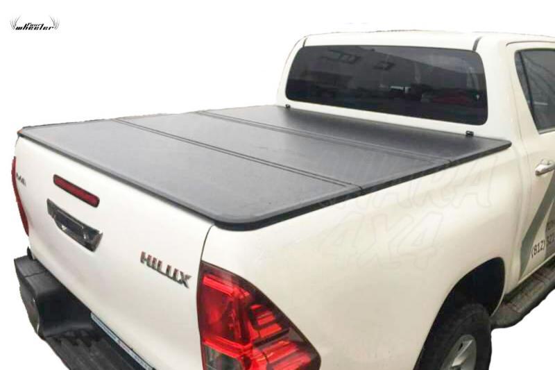 Cubierta plana Hard-Tri-Fold Ford Ranger 2012-