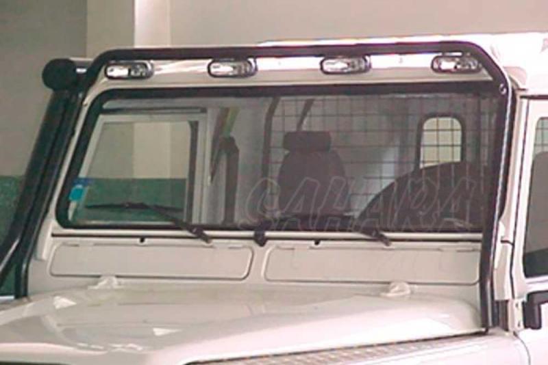 Soporte de faros para techo AFN para Land Rover Defender 90 TD5/TD4 1998- -