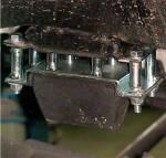 Kit delantero para bajar tope de suspensión AFN para Land Rover Defender  - Precio unidad.