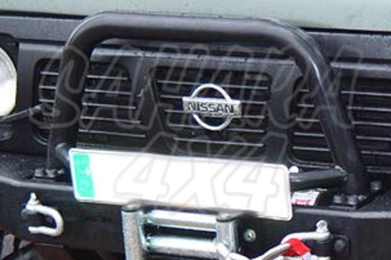 Arco central con soporte de faros para parachoques frontal AFN para Nissan Patrol GR Y60 1988-1998