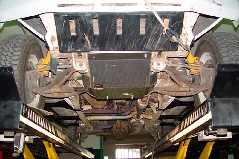 Protectores de bajos AFN para Suzuki Vitara - Pulse para ver todos los protectores que disponemos para su modelo.