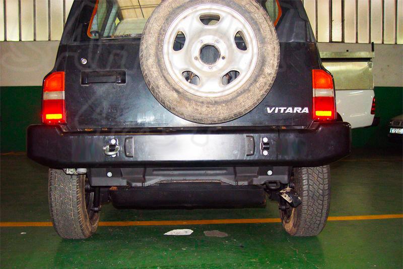 Parachoques trasero AFN en acero Suzuki Vitara