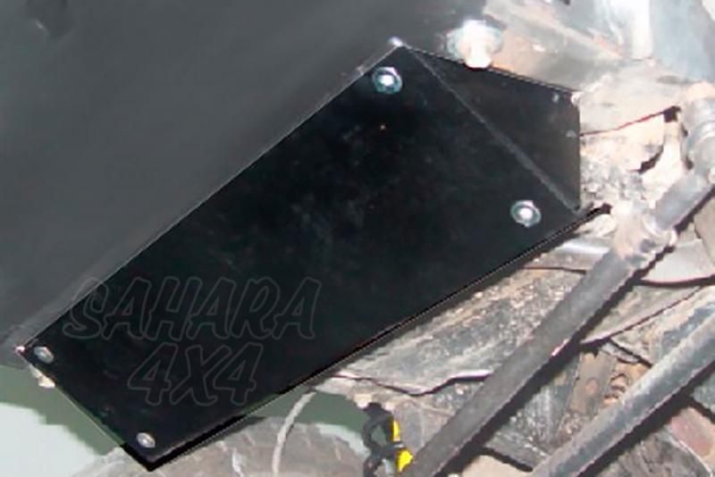 Protectores de bajos AFN para Toyota Land Cruiser J70  - Pulse para ver todos los protectores que disponemos para su modelo.