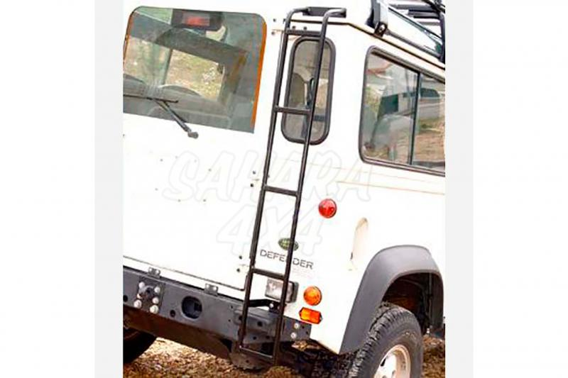 Escalera trasera AFN de acceso al portaequipajes para Land Rover Defender 90 TD5/TD4 /Defender 110 - (lado derecho)