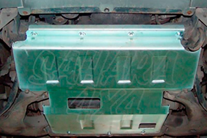 Protectores de bajos AFN para Mitsubishi L200 1996-2001 - Pulse para ver todos los protectores que disponemos para su modelo.