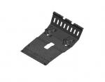 Protección de cárter y barras de dirección en acero zincado 4mm AFN para Toyota LandCruiser  - Para KZJ90/95