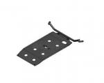 Protección de caja de cambios y tránsfer en acero zincado 4mm AFN para Toyota LandCruiser  - Para KZJ90/95