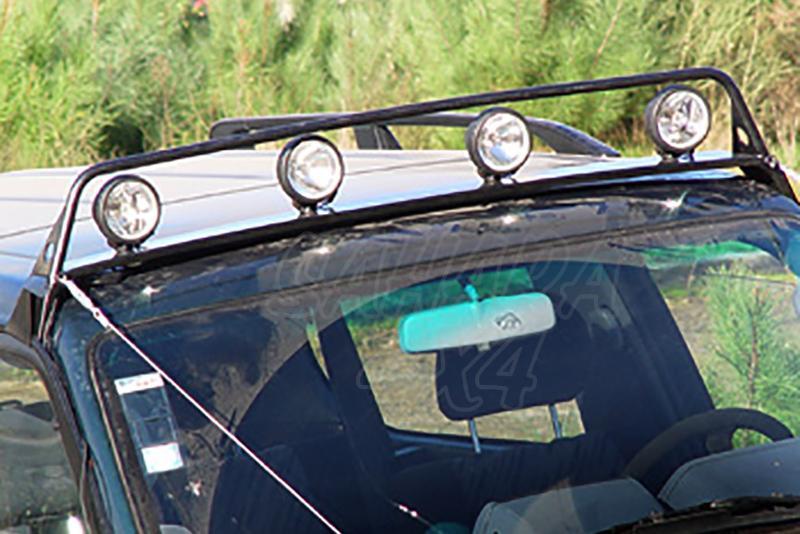 Soporte de faros para techo AFN para Toyota LandCruiser KZJ90/95 -