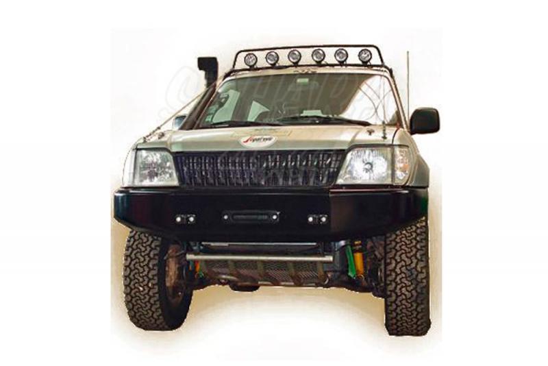 Parachoques frontal con base de cabestrante AFN para Toyota LandCruiser KZJ90/95 -