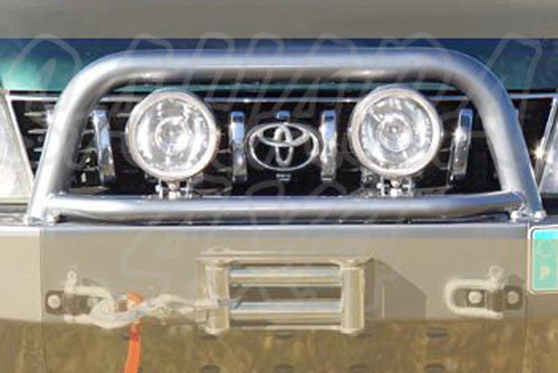 Arco central con soporte de faros para parachoques frontal AFN para Toyota LandCruiser KZJ90/95