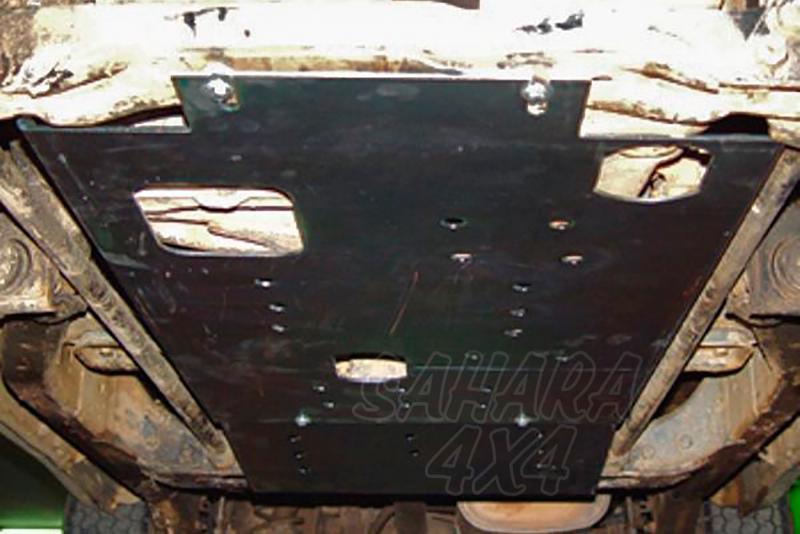 Protectores de bajos AFN para Nissan Terrano II - Pulse para ver todos los protectores que disponemos para su modelo.