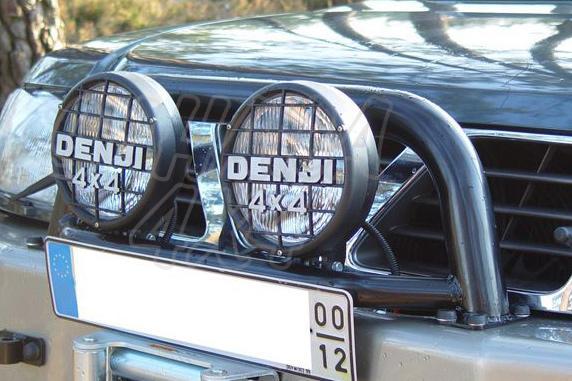Arco central para parachoques frontal AFN para Nissan Patrol GR Y61 1998-2005 - NO HOMOLOGABLE