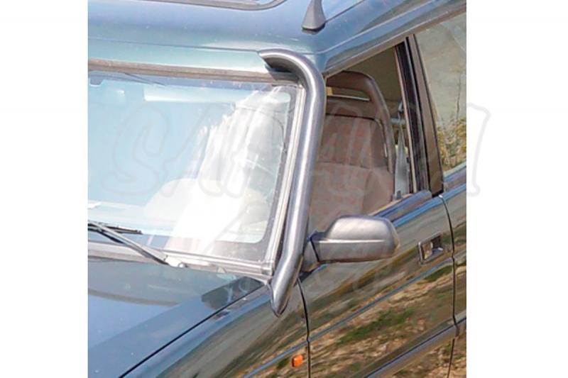 Snorkel acero Land Rover Discovery I 300 1994-1998  - Snorkel AFN fabricado en acero de gran calidad.