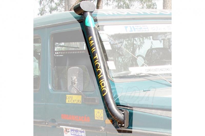 Toma de aire elevada (Snorkel) AFN para Mercerdes G  - Valido Mercedes G modelos Gasolina (Snorkel lado derecho).