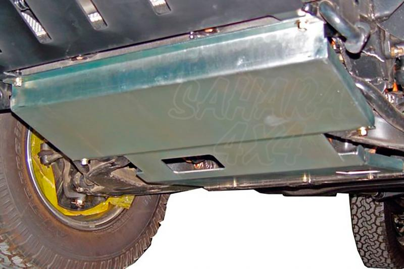 Protectores de bajos AFN para Mitsubishi L200 2001-2006 - Pulse para ver todos los protectores que disponemos para su modelo.
