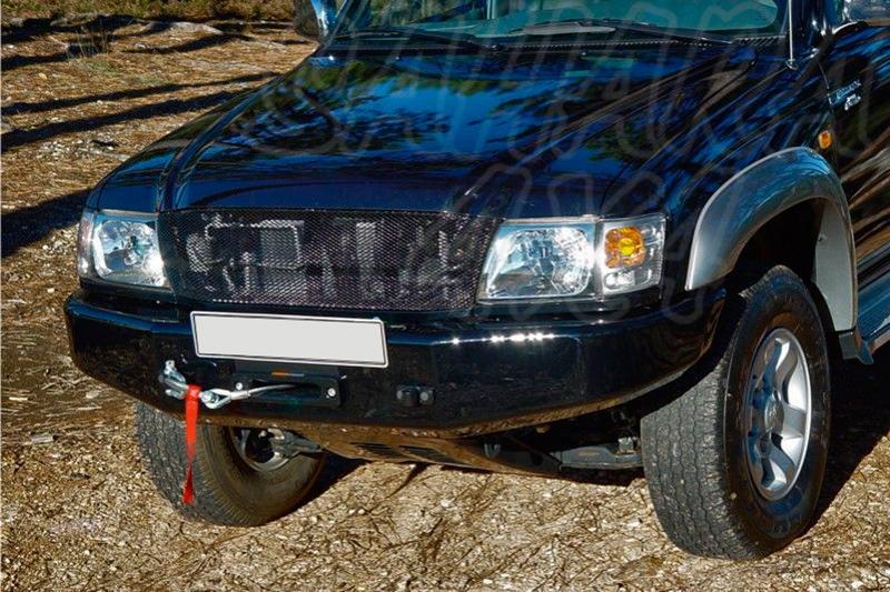 Parachoques frontal con base de cabestrante AFN para Toyota 4Runner/Toyota Hilux -