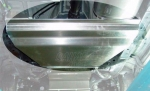 Protección de tránsfer en duraluminio 6mm AFN para Toyota LandCruiser 155  - Para 3 puertas