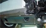 Protección de barras de dirección en duraluminio 6mm AFN para Toyota LandCruiser 150/155  -