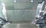 Protección de caja de cambios en duraluminio 6mm AFN para Toyota LandCruiser 150/155  -