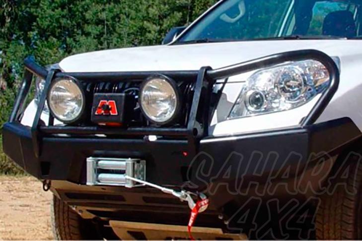 Parachoques frontal con base de cabestrante AFN para Toyota LandCruiser 150/155