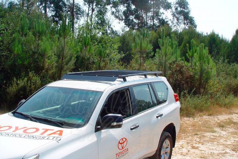 Baca de carga portaequipajes abierta AFN para Toyota LandCruiser 150